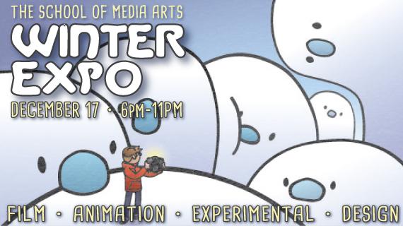 Media Arts Winter Expo