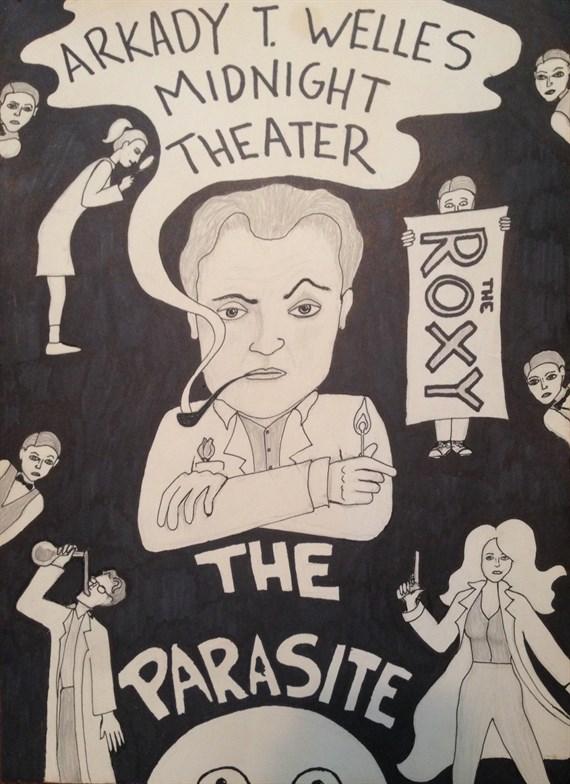 Arkady T. Wells Midnight Theater