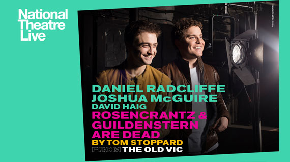 NT Live: Rosencrantz and Guildenstern Are Dead