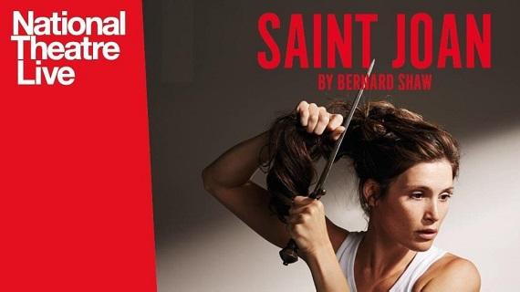 NT Live: Saint Joan
