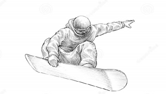Freestyle Snowboard Team Film Night
