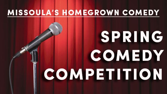 Spring Comedy Competition