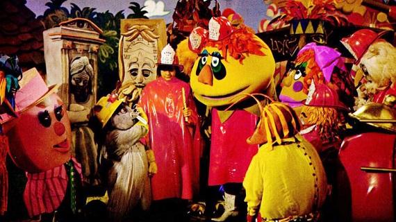 Magic Society Puppet Show