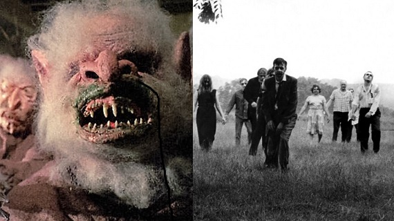 Troll 2 + Night of the Living Dead