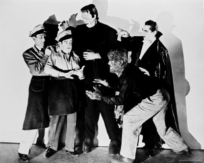 abbott and costello meet the wolfman cast