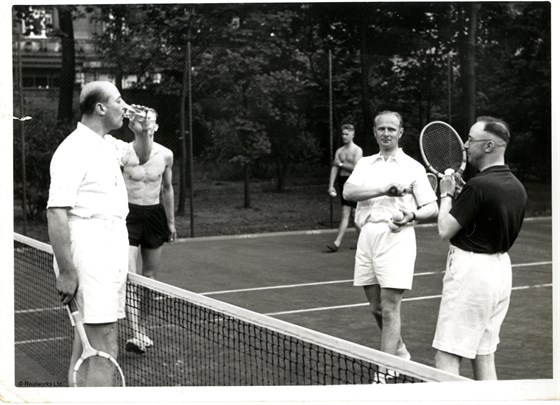 Heinrich Himmler_playing tennis.jpg