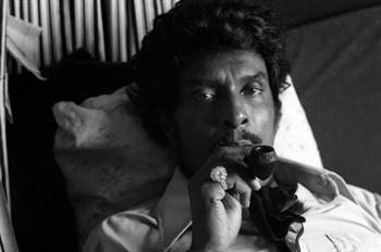 Iceberg Slim smoking pipe.jpg