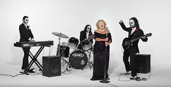 Death Metal Grandma