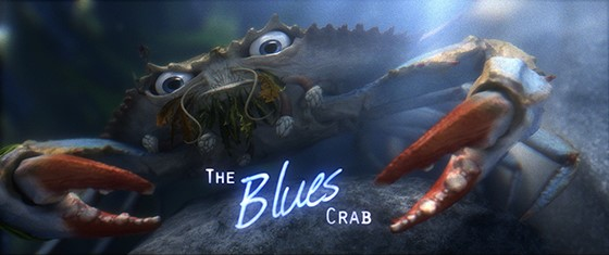 The Blues Crab
