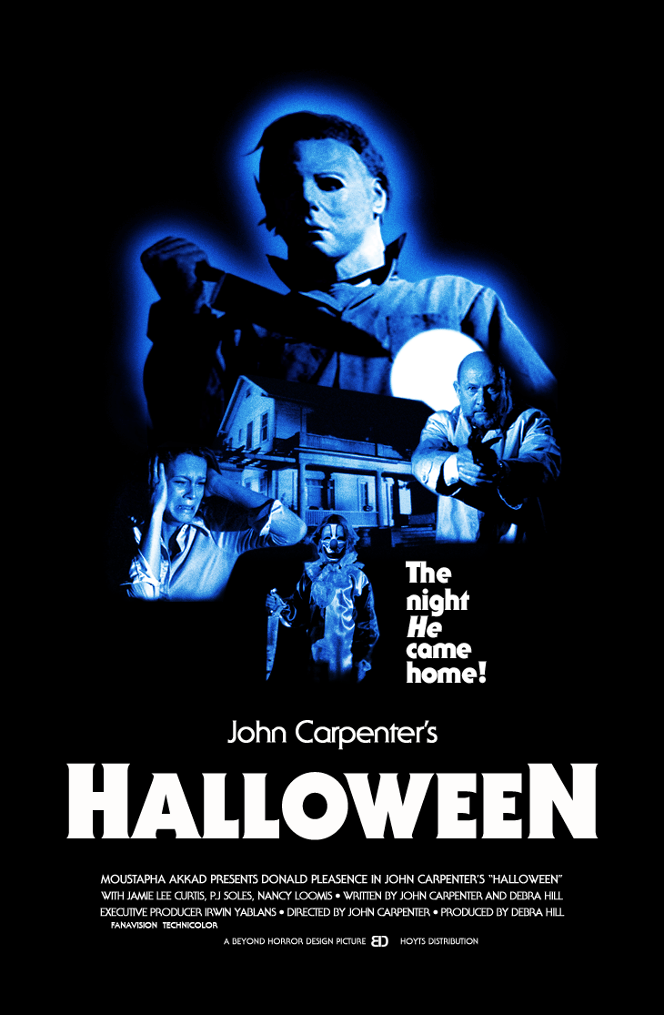 Halloween 1978 Movie Poster.Cinema Arts Centre John Carpenter S Halloween 1978