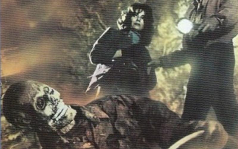 Film Scene Enter The Devil Aka Disciples Of Death