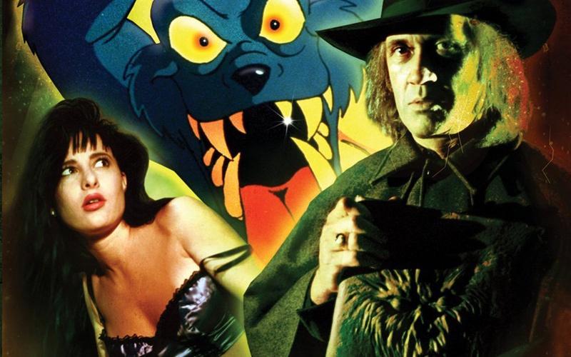 Film Scene Evil Toons