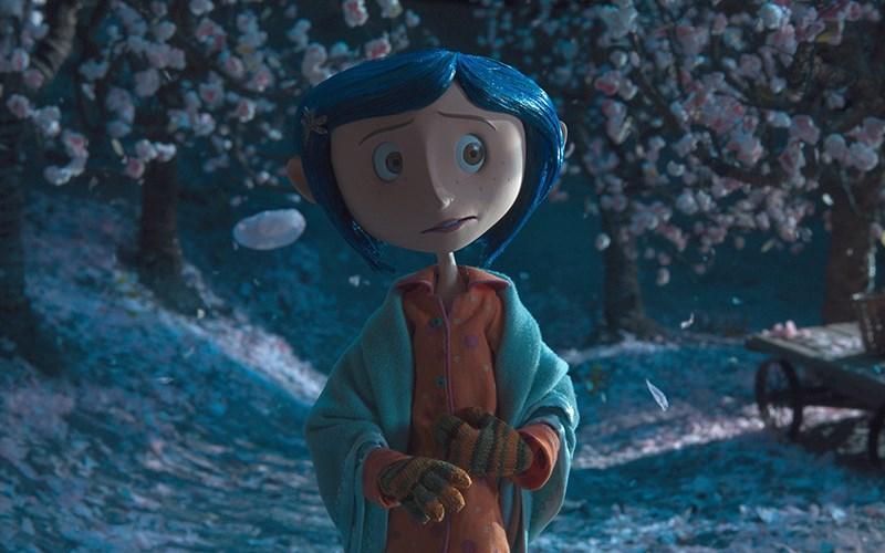 Film Scene Coraline