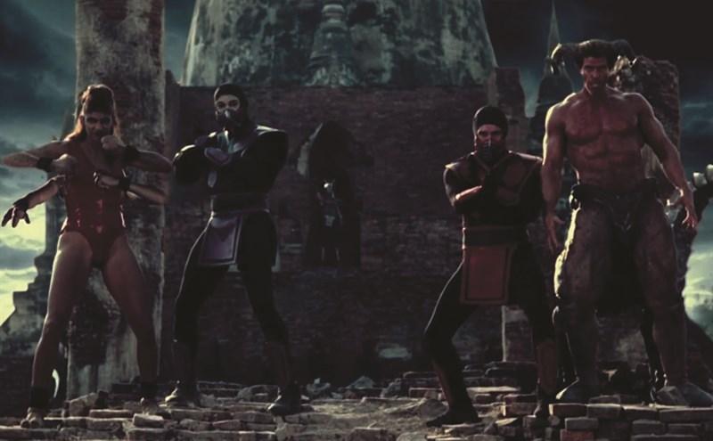 Film Scene Mortal Kombat Annihilation
