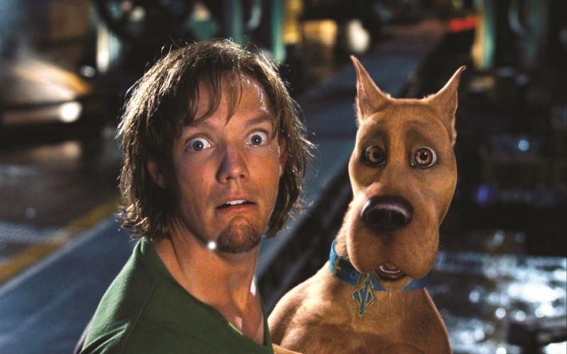 Film Scene Scooby Doo Double Feature