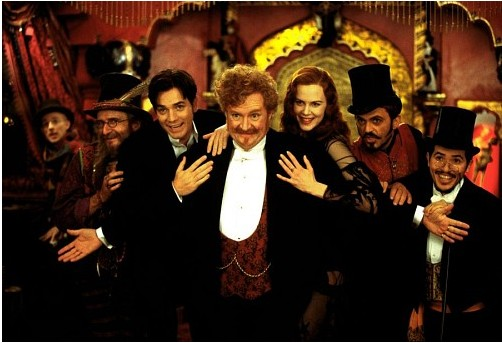 moulin rouge hollywood