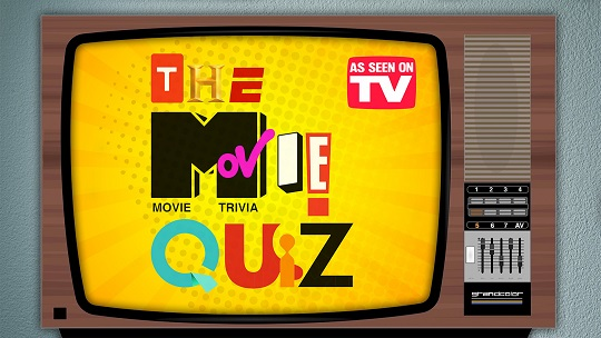 Hollywood Theatre - The Movie Quiz: As Seen on TV