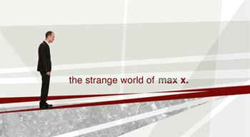The Strange World of Max X. - Office Paperwork