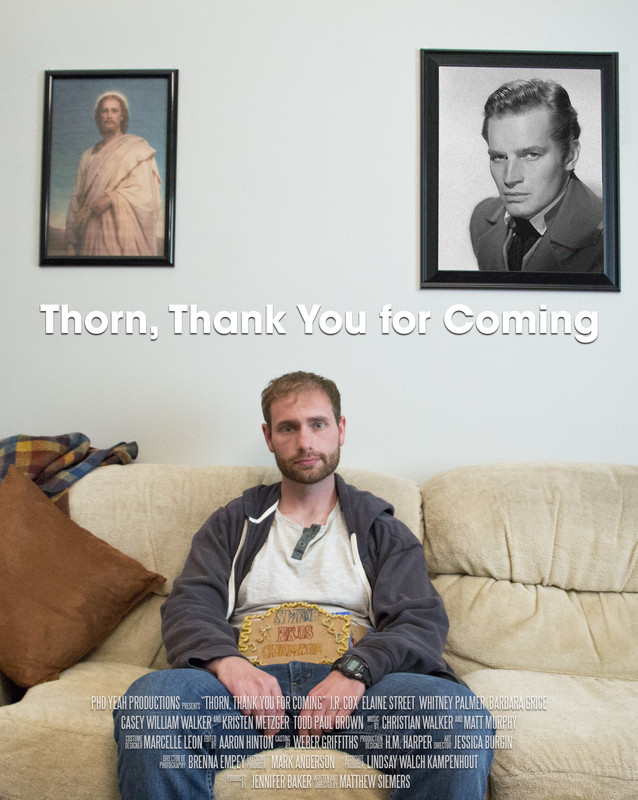 Thorn, Thank You for Coming