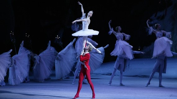 The Bolshoi Ballet: The Nutcracker