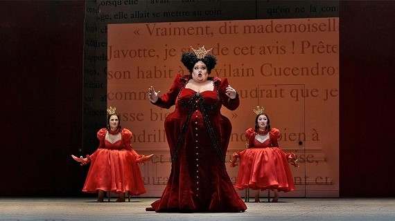 Metropolitan Opera Live: Cinderella