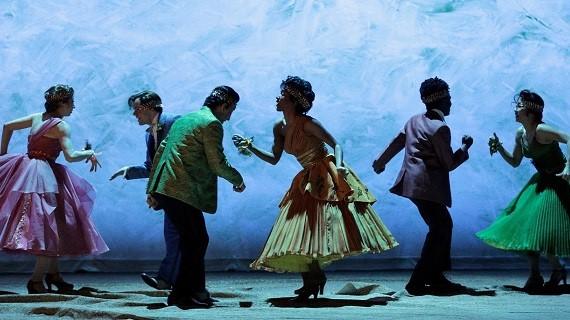 Metropolitan Opera Live: Eurydice