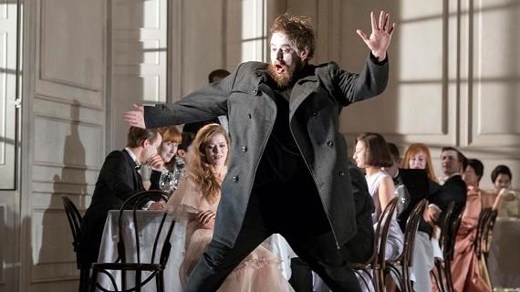 Metropolitan Opera Live: Hamlet
