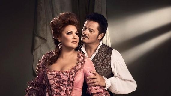 The Metropolitan Opera Live: Adriana Lecouvreur