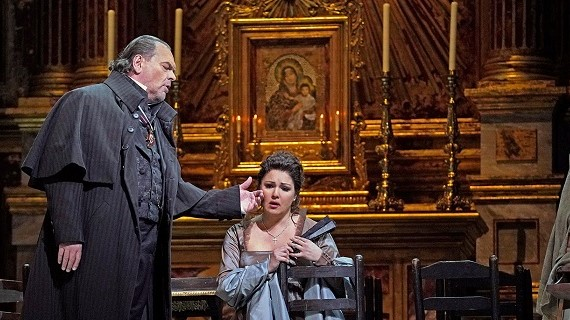 The Metropolitan Opera Live: Tosca
