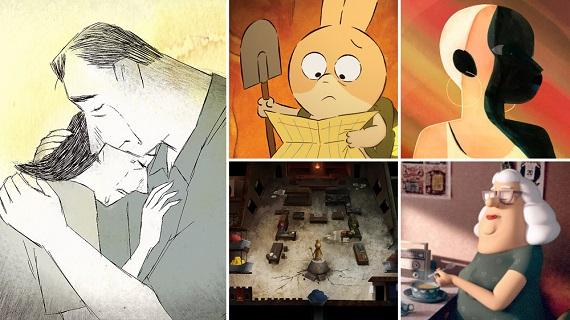 Oscar-Nominated Short Films - Animation