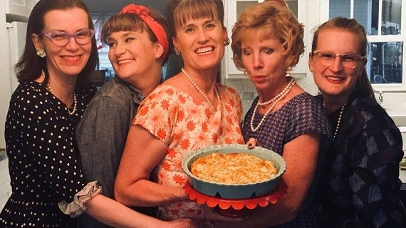 5 Lesbians Eating a Quiche - Thursday Performance Sold Out!
