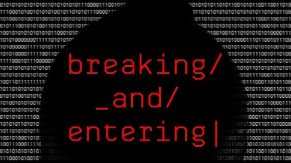 Breaking and Entering: The Extraordinary Story of a Hacker Named