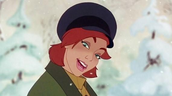 Anastasia in 35mm
