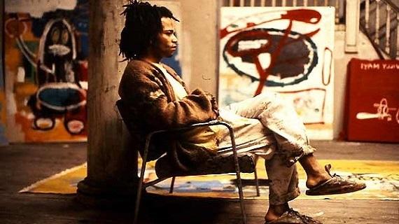 Basquiat in 35mm