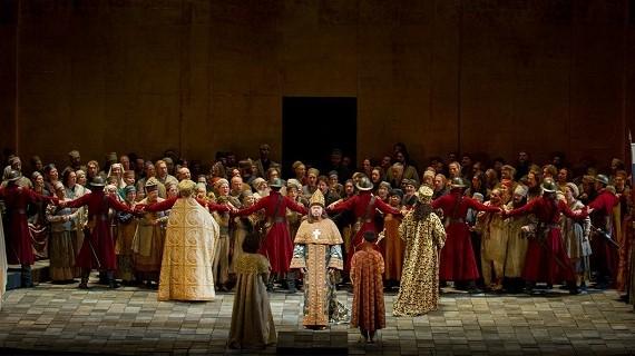 Metropolitan Opera Live: Boris Godunov