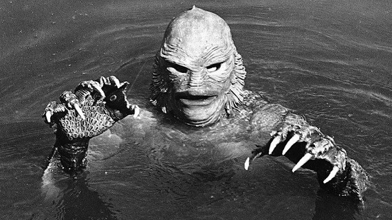 The Creature from the Black Lagoon in 35mm & 3D