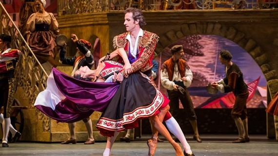 The Bolshoi Ballet: Don Quixote