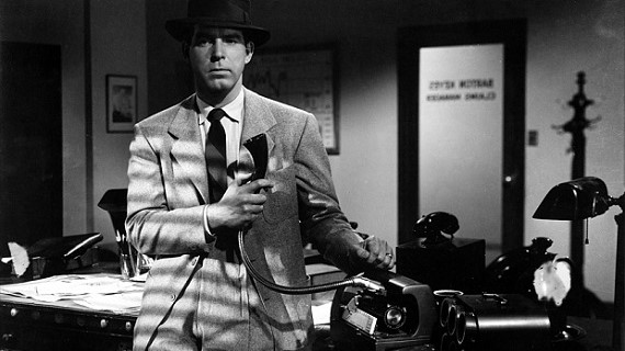 Double Indemnity in 35mm