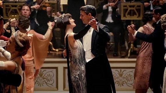 Downton Abbey - Open Captioning