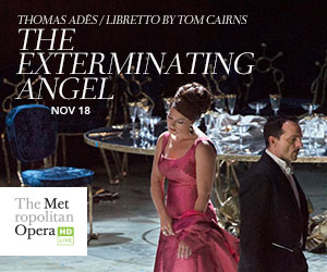 The Met: Live in HD Presents The Exterminating Angel