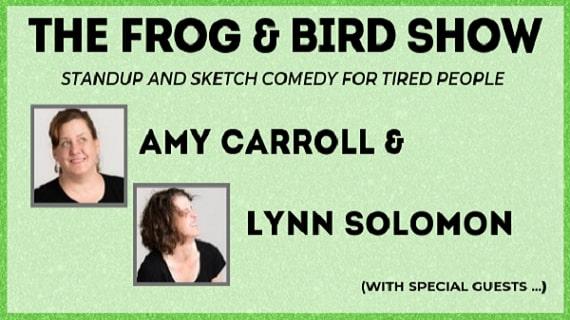 The Frog & Bird Show