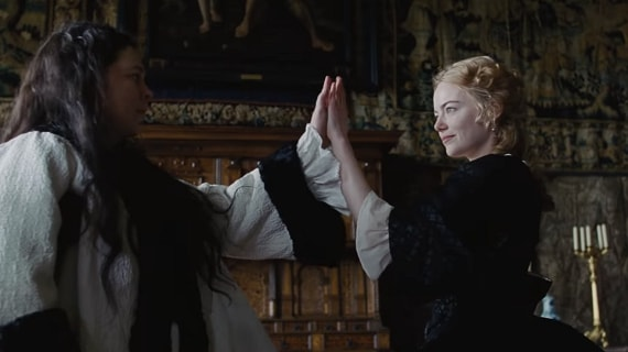 The Favourite - Open Captioning