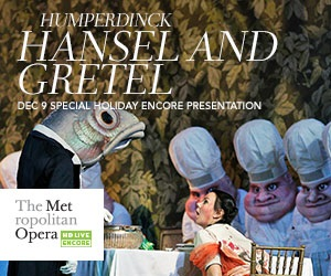 The Met: Hansel and Gretel