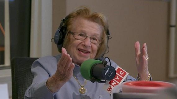 Ask Dr. Ruth - Open Captioning
