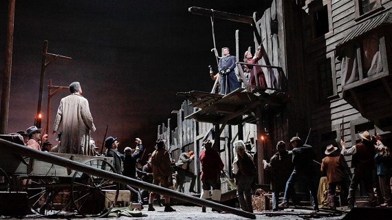 The Metropolitan Opera Live in HD: La Fanciulla del West