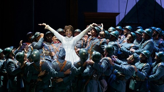 The Metropolitan Opera Live: La Fille du Régiment