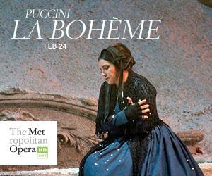 The Met: La Bohème