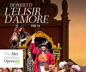 The Met: L'Elisir D'Amore