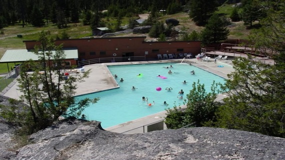 Hot Springs Getaway