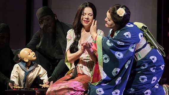 The Metropolitan Opera Live: Madama Butterfly